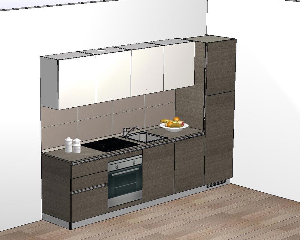scavolini cucina lineare 300