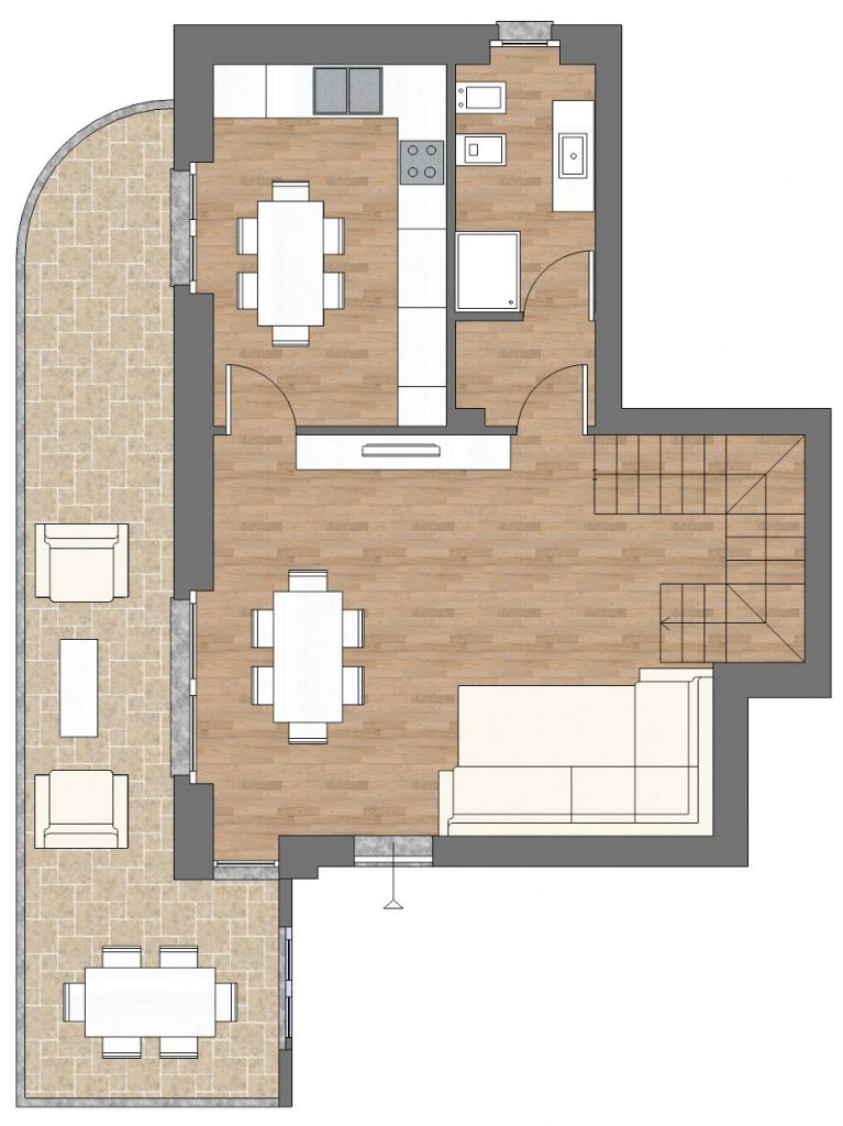 appartamento a11 palazzina a