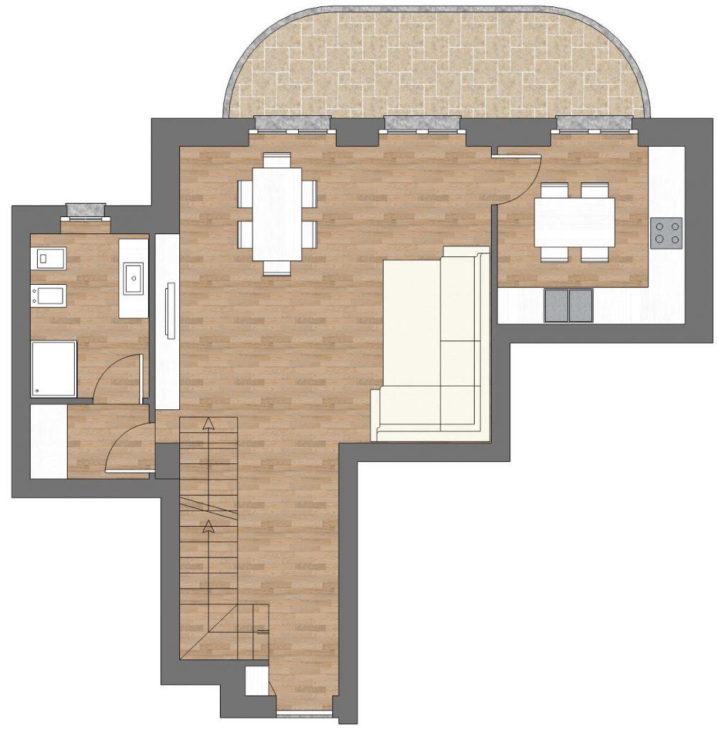 appartamento a12 palazzina a