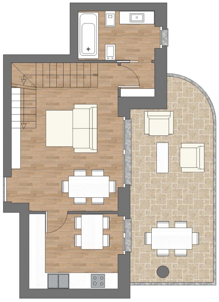appartamento a13 palazzina a