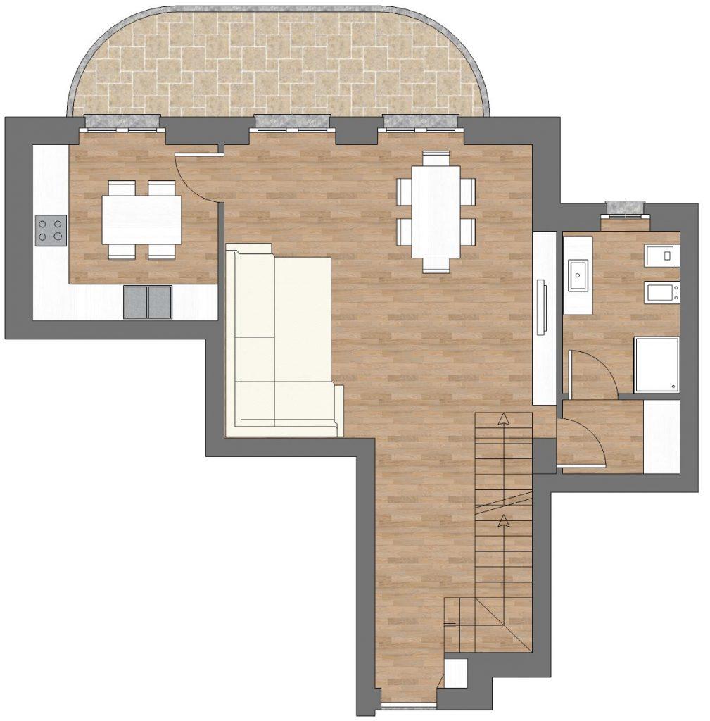 appartamento b12 - palazzina b
