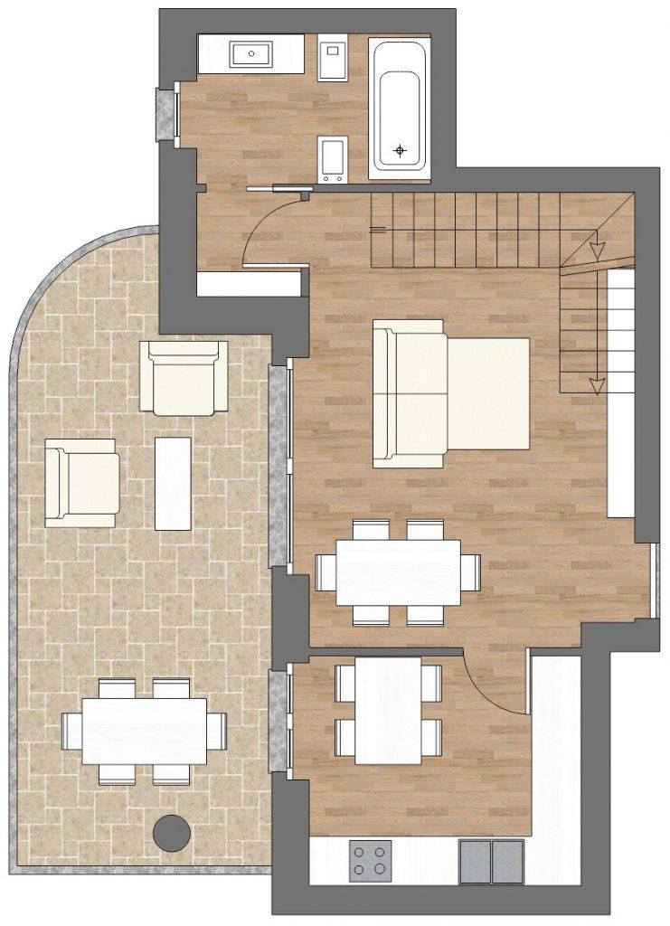 appartamento b13 palazzina b