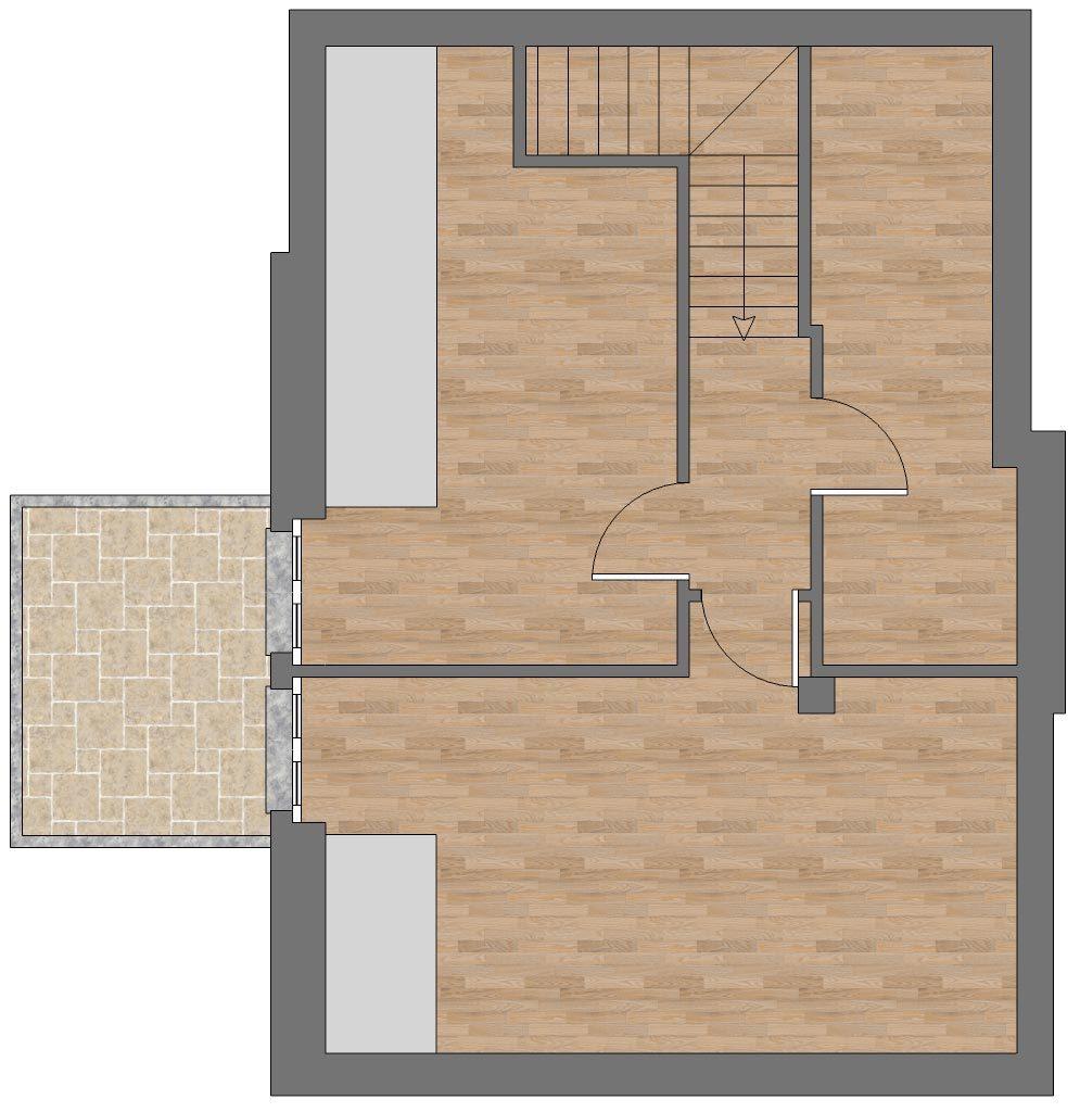 appartamento b13 sottotetto palazzina b
