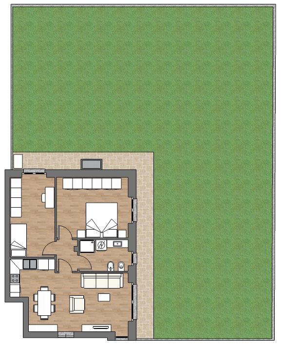 appartamento b3 palazzina b