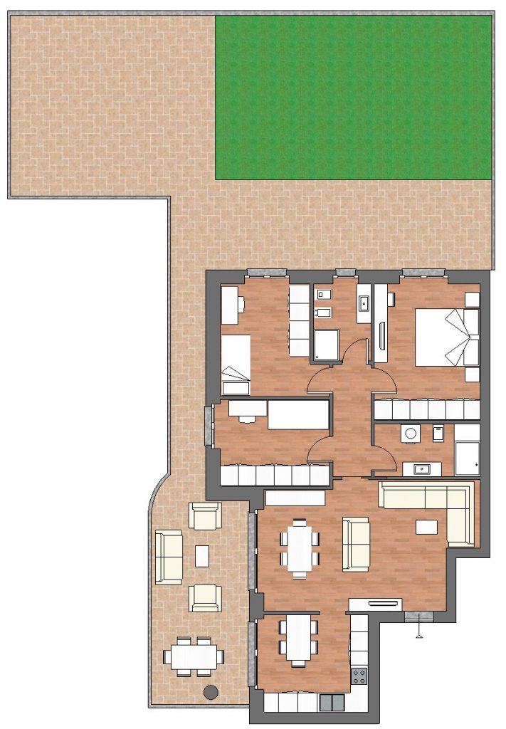 appartamento b4 palazzina b