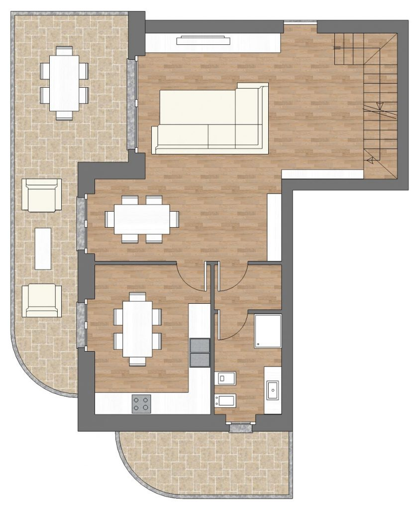 appartamento b9 palazzina b