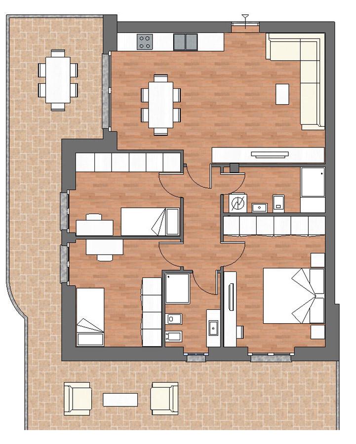 immobiliare bramante appartamento b1