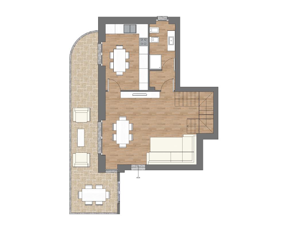 appartamento a11 miniatura palazzina a